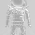 Download free STL file Fortnite raven  • 3D printing design, Dillon1710