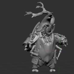 Télécharger objet 3D Ozito - Beetle Samurai, BenJNicholls97
