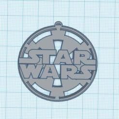 Download STL file Star Wars Keychain, ELPEPO