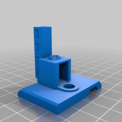 MK3S-filament-filter-cover-w-cable-management.png Télécharger fichier STL gratuit Filtre à filament Prusa MK3S avec gestion des câbles de la caméra • Plan imprimable en 3D, ClassyNemesis