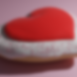 Download free 3D printer designs Love Cookies, acmabute