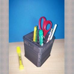 Descargar modelo 3D gratis Organizador de papelería de cajón, Khmelevskiy