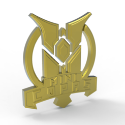 Download free STL file Logo Mastery 7 league of legends , Game design mastery 7 game • 3D printer model, Gabriel9526
