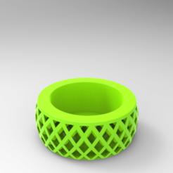 Download 3D printer designs cc pot, Gabriel9526