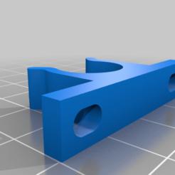 Clamp_-_F.png Télécharger fichier STL gratuit Pince pour porte de placard • Objet à imprimer en 3D, albayrak