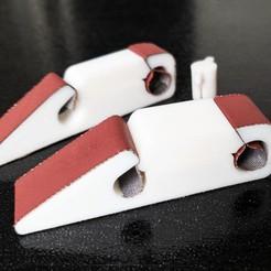Sanding-Stick-1.8.jpg Download free STL file Sandpaper holder sanding stick • 3D printing model, TORX1