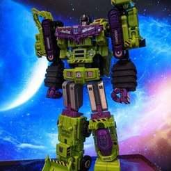 Descargar modelos 3D gratis Kit de actualización para DX9 Hulkie / Devastator, jesslynmakesrobots