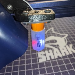 IMG_20201018_130939.jpg Download free STL file Lotmaxx Shark ABL Mount • 3D printable design, Boogenstein