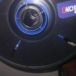 photo5075987024556697682.jpg Télécharger fichier STL gratuit Porte-bobine Ender 3 • Design à imprimer en 3D, mpulmari