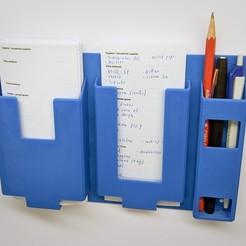 Télécharger fichier 3D gratuit Détenteur d'une liste d'achats, retorte_labs