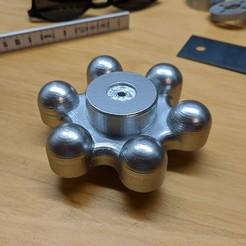 Descargar modelo 3D gratis Reemplazo del mango de la ducha para el Kugler Kuglostat N, retorte_labs