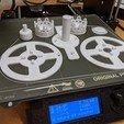 Download free 3D printing models Toy Hand Crank, retorte_labs