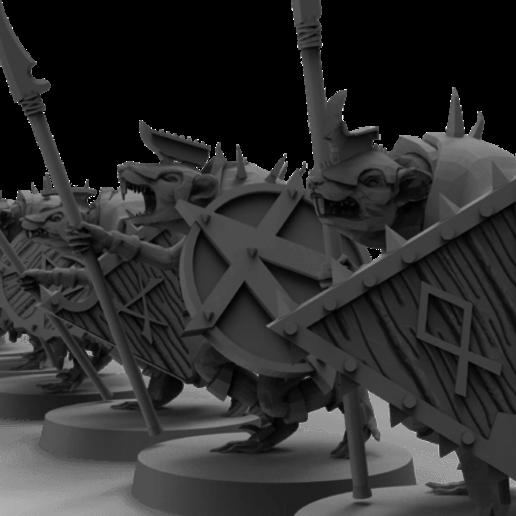 untitled.1002.png Download free 3MF file Gangsta Rats • 3D printer template, EmanG