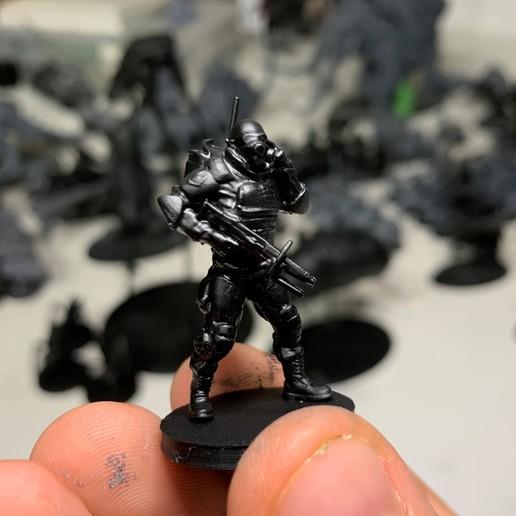 IMG_0795 (2).JPG Download free 3MF file Combine Overwatch Soldiers (Half-Life) • 3D print template, EmanG
