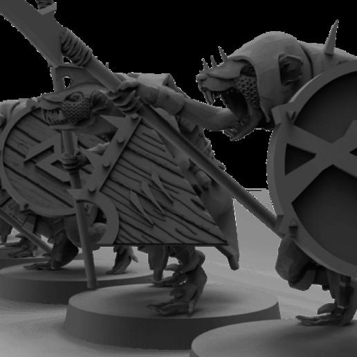 untitled.1003.png Download free 3MF file Gangsta Rats • 3D printer template, EmanG