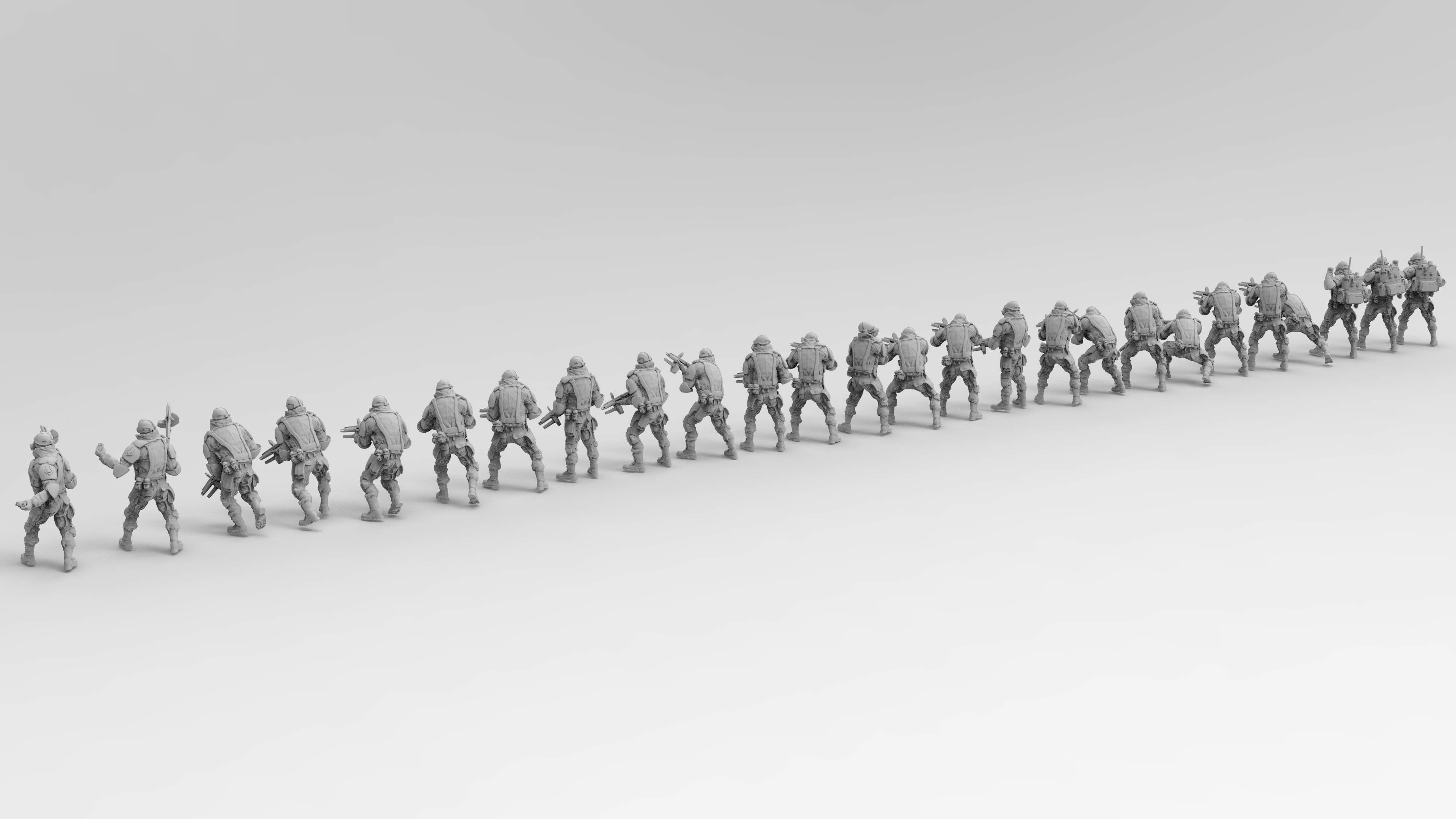 untitled.1376.jpg Download free 3MF file Combine Overwatch Soldiers (Half-Life) • 3D print template, EmanG