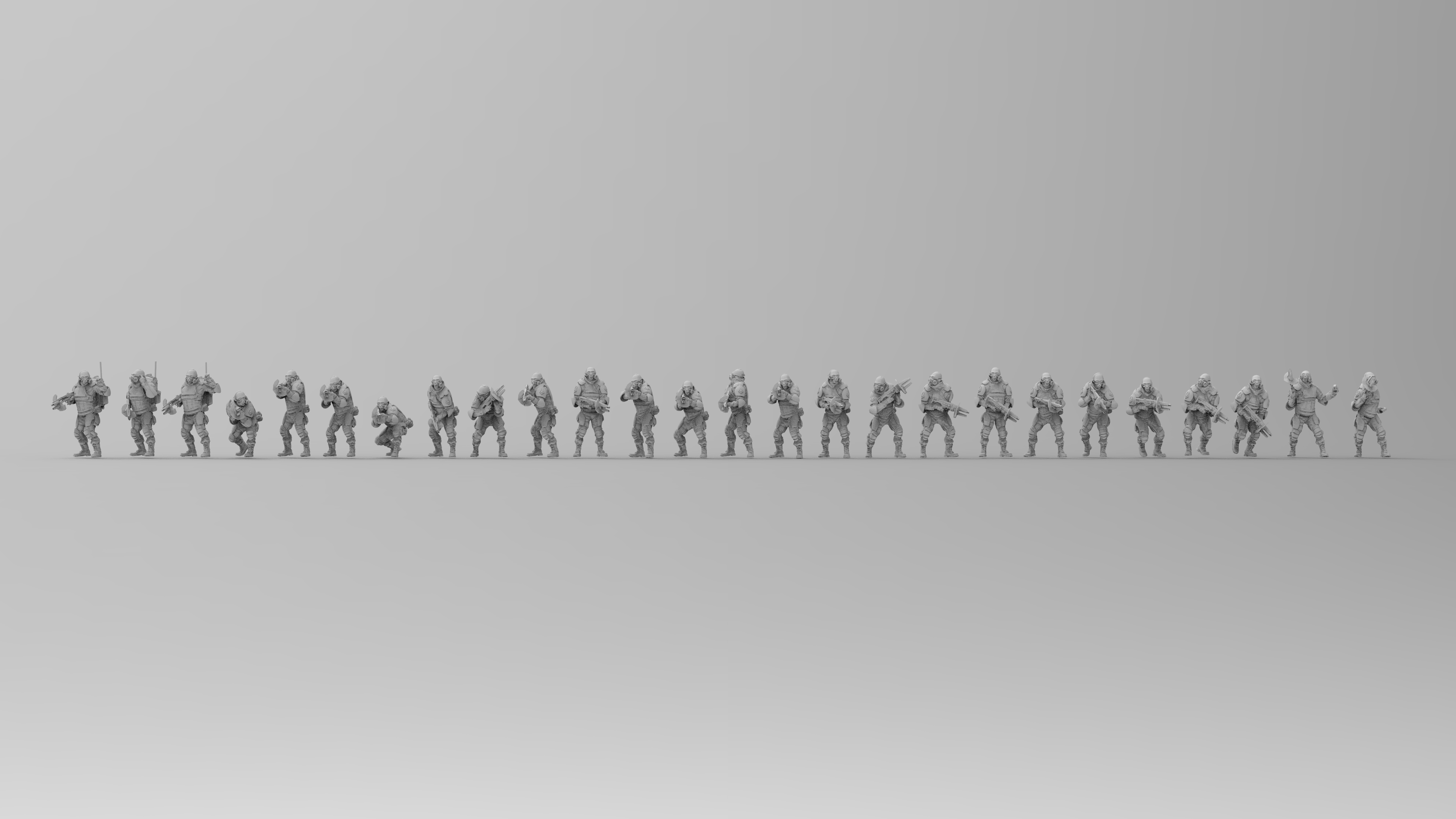 untitled.1372.jpg Download free 3MF file Combine Overwatch Soldiers (Half-Life) • 3D print template, EmanG