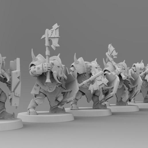 untitled.1543.jpg Download free 3MF file Black-Armored Boss Gitz • 3D printer model, EmanG