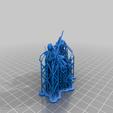 Télécharger fichier 3MF gratuit L'ombre et la lame • Objet pour imprimante 3D, EmanG