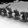 untitled.998.png Download free 3MF file Gangsta Rats • 3D printer template, EmanG