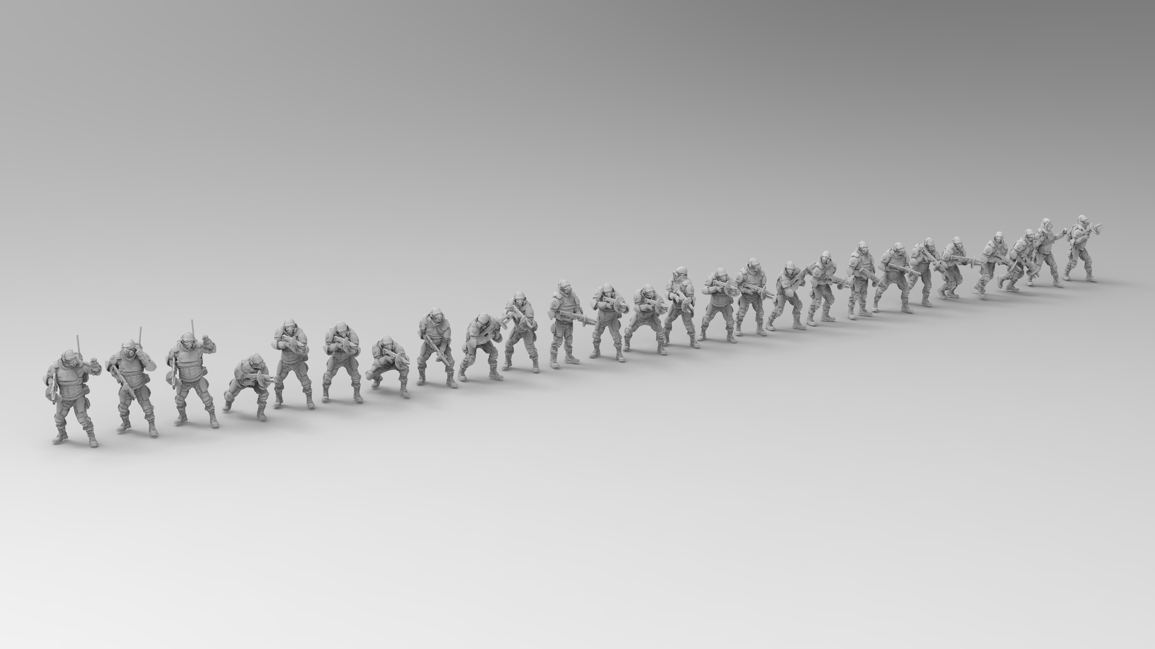 untitled.1371.jpg Download free 3MF file Combine Overwatch Soldiers (Half-Life) • 3D print template, EmanG