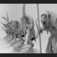 Download free 3MF file Rat-Prisoners With Jobs • Object to 3D print, EmanG