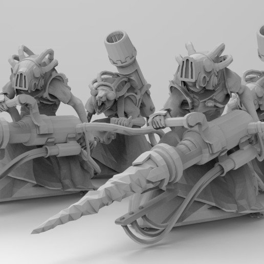 untitled.640.jpg Download free 3MF file Ratman Weapon Squads • 3D printable object, EmanG