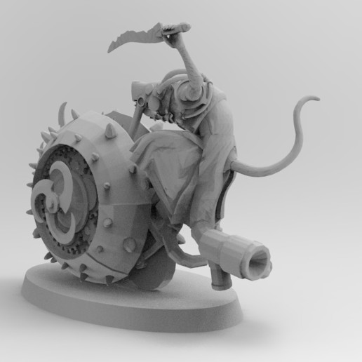untitled.346.jpg Download free 3MF file Ratman Weapon Squads • 3D printable object, EmanG