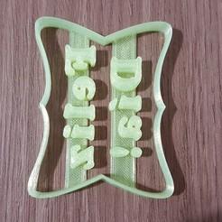 16012439230503703291236961244011.jpg Download STL file Short mother's day happy day • 3D printing design, DIMP