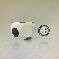 mate cab.jpg Download free STL file MATE PELOTA DE FÚTBOL CLUB ATLÉTICO BELGRANO el escudo se imprime por separado • 3D print model, IMPRESION3DCORDOBAA