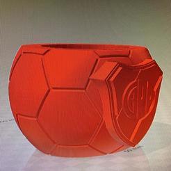 mate river.jpg Download STL file mate river plate • 3D printable template, IMPRESION3DCORDOBAA