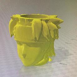Download 3D printer files MATE NARUTO ANIME, IMPRESION3DCORDOBAA