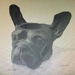 mate bulldog frances.jpg Download free STL file mate bulldog frances  • 3D printing model, IMPRESION3DCORDOBAA