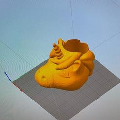 Download 3D printing designs mate unicornio , IMPRESION3DCORDOBAA