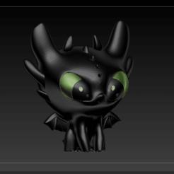 muñeco chimuelo 1 (1).png Download STL file muñeco dragòn chimuelo - como entrenar a tu dragon • Object to 3D print, IMPRESION3DCORDOBAA