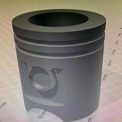 Download 3D print files MATE PISTON, IMPRESION3DCORDOBAA