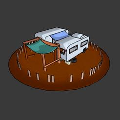 Descargar diseños 3D Diorama, Cuactezuma