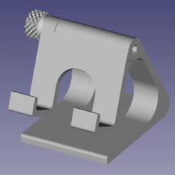 Download 3D printer designs Adjustable phone holder, mathildeccfo
