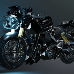 Download 3D model Super Bike, Roich27H