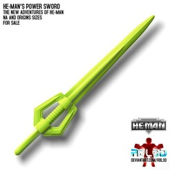 RBL3D_he-man-sword_NA_1.jpg Download OBJ file He-man's Power Sword from The New Adventures of He-man • 3D printable model, RBL3D