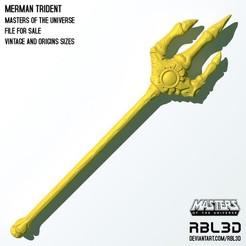 merman-trident-v.jpg Télécharger fichier OBJ L'arme du Trident de Merman pour le millésime et les origines du Motu • Objet imprimable en 3D, RBL3D