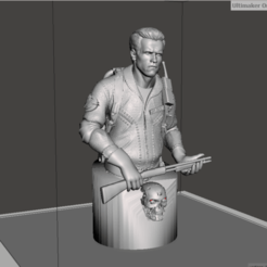 Screenshot (99).png Download STL file Terminator buster • Template to 3D print, altaircocola
