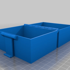 27f5c78d5f4ae7540030f32dd66a0ece.png Télécharger fichier STL gratuit Ma boîte à boucles personnalisée, Tensiometro Omron 6122 • Modèle à imprimer en 3D, ArtesDNet