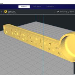 cura.PNG Télécharger fichier STL gratuit clip pour cuillère à café • Modèle imprimable en 3D, danielhueitra