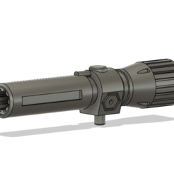 tr fusion cannon (2).png Télécharger fichier STL Canon à fusion de transformateurs pour TR Megatron • Plan pour impression 3D, Protoa
