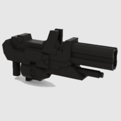 Download 3D printer templates Transformers WFC Siege Path Blaster, Protoa