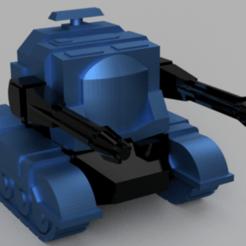 Descargar diseños 3D Transformadores WFC Siege Vanguard, Protoa