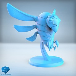 Visual_Beetle_01.jpg Download STL file Drebeetle • 3D printable design, BLUEWYVERN