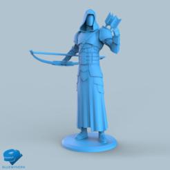 Download 3D printer files Human Ranger unit 1#, BLUEWYVERN