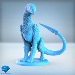 Visual_Panser_01.jpg Download STL file Panser • 3D printing object, BLUEWYVERN